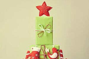 Christmas Gift boxes holiday