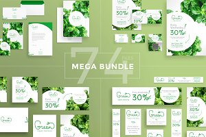 Mega Bundle | Green Shop