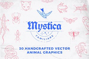 Mystica Familiars Collection