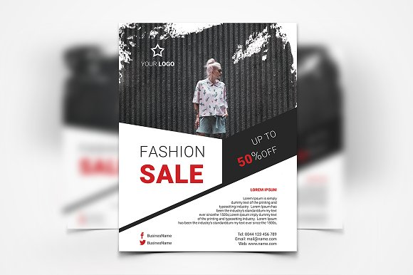 Women Fashion Flyer