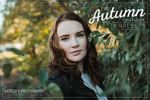 The Autumn Collection | 6 LR Presets