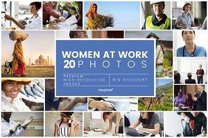 The Best Women at Work Bundle
