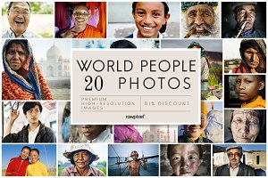 The Best World People Bundle