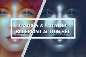 Creative Blueprint Action Set