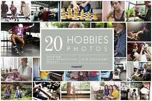 The Best Hobbies Bundle