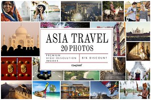 The Best Asia Travel Bundle