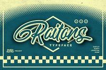 Raitons - 50% OFF Intro