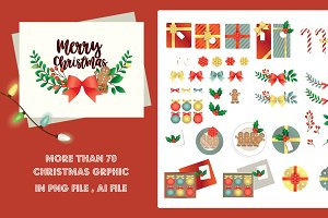 Christmas Graphic Set