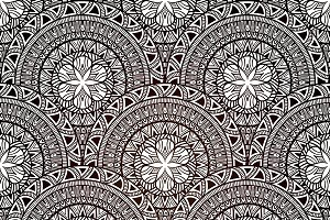 4 Vector Seamless  Patterns