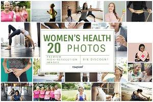 The Best Women's Health Bundle