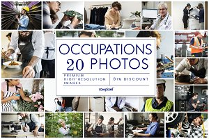 The Best Occupations Bundle