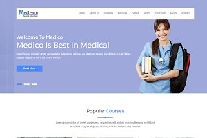 Medlearn - Medical Education HTML