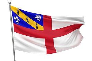 Herm National Flag