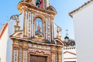 Charity Church in Carmona