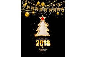 5 beautiful Christmas cards