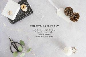 Christmas styled image + BONUS