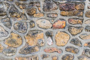 antique old brick wall texture