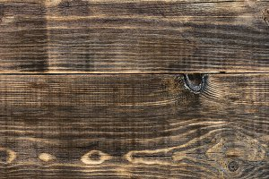 Close up of old natural wooden shabby background