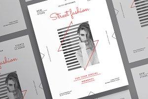 Posters | Street Fashion