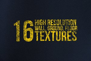 16 Wall, Floor, Road Textures