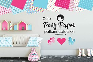 PONY Pattern collection