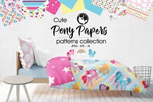 PONY-Pattern collection