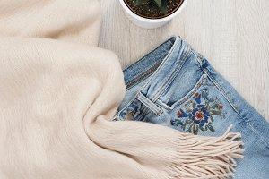 Shopping Concept. Fashion Blogging