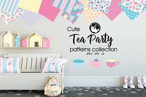 TEA PARTY Pattern collection