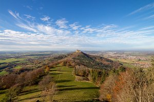 Burg Hohenzollern, Deutschland