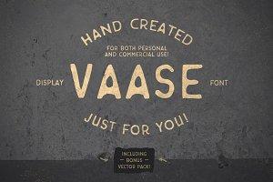 Vaase + Bonus! Free extended license