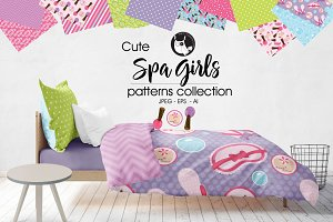 SPA GIRLS Pattern collection