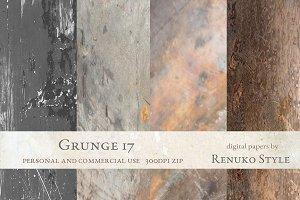 Grunge 17 Photoshop Textures