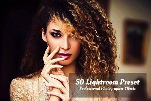 50 Pro Lightroom Preset