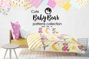 BABY BEAR Pattern collection