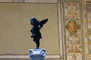 Angel Statue in Italy