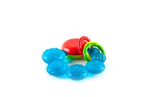 Children's teethers for teeth