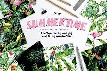 Summertime set