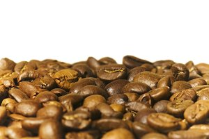 coffee beans  grains