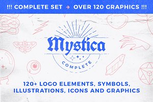 COMPLETE Mystica Collection