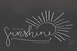 Sunshine Overlay