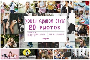 The Best Youth Fashion Style Bundle