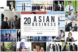 The Best Asian Business Bundle