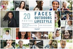 The Best Faces Outdoors Bundle