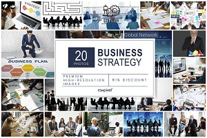 The Best Business Strategy Bundle