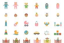 Babe icons