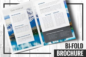 Multipurpose Bi-fold Brochure