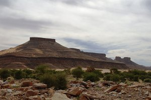 Adrar mountain, Mauritania