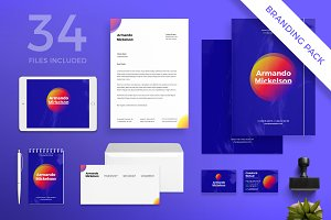 Branding Pack | Fashion Designer