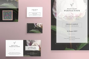 Print Pack | Perfection Salon