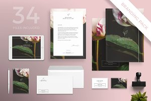 Branding Pack | Perfection Salon